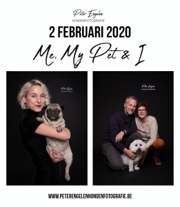 Me, My Pet & I (III) - Fotoshoot Dag